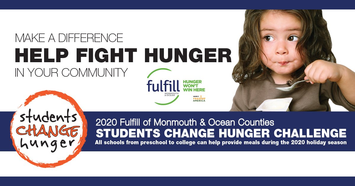 Students Change Hunger Challenge