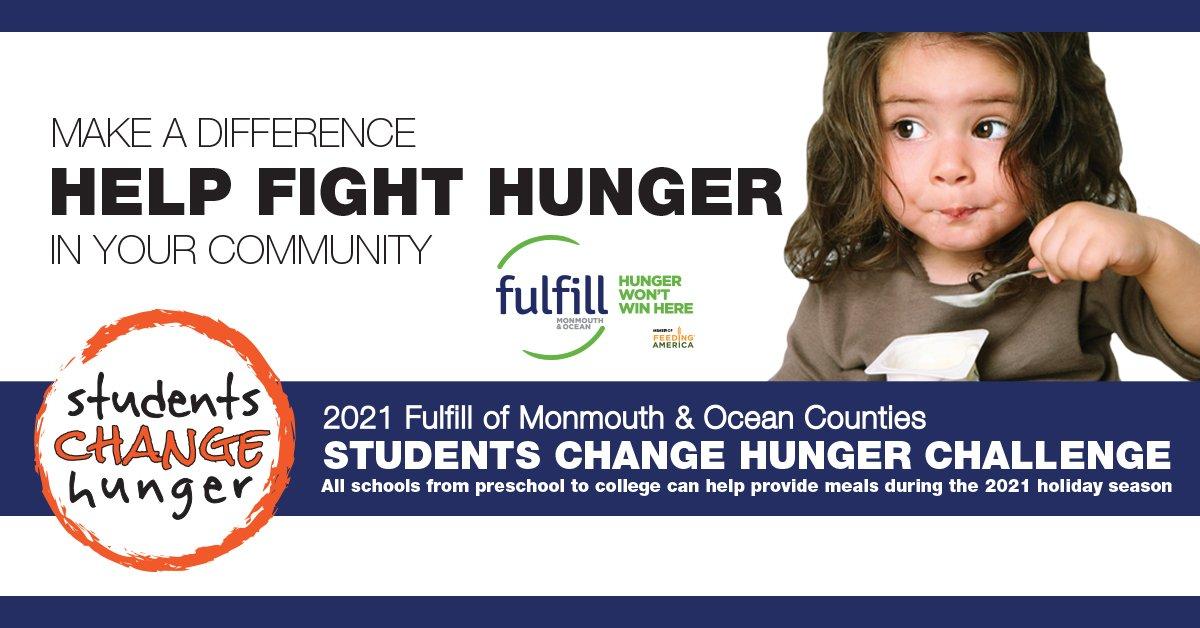 Students Change Hunger Challenge