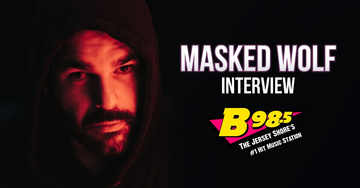 Masked Wolf Interview