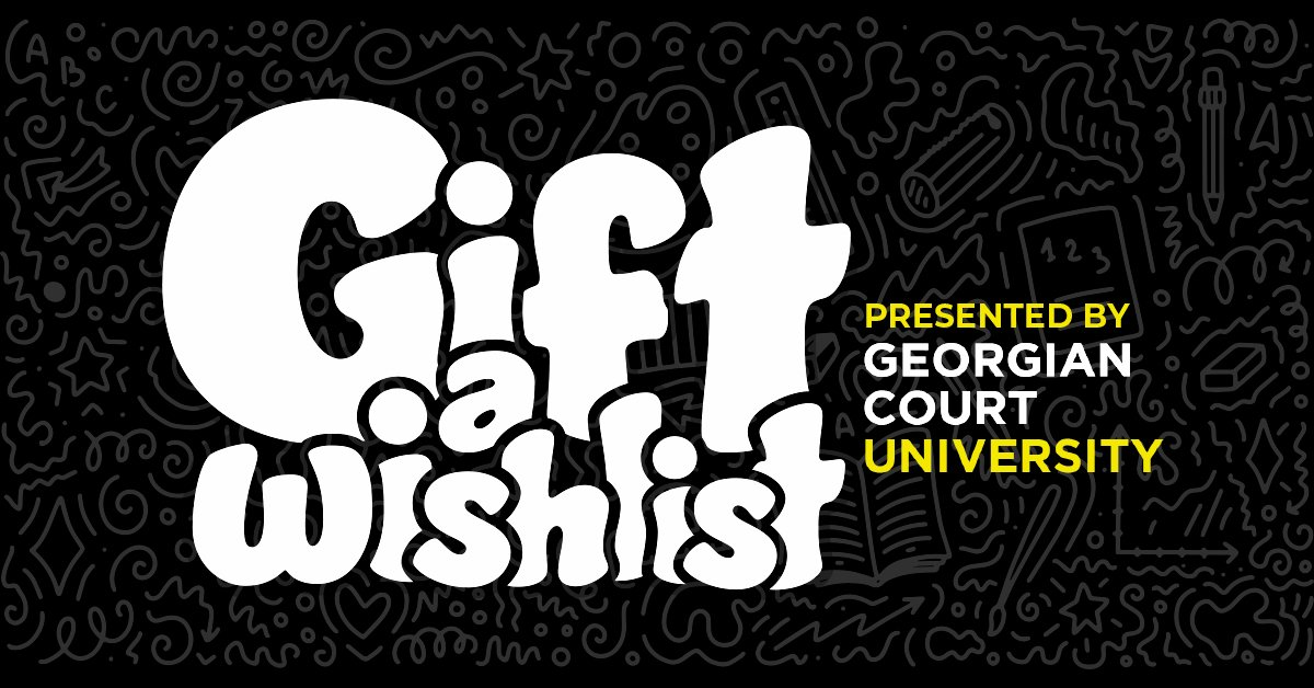 'Gift-a-Wishlist' Contest presented by Georgian Court University